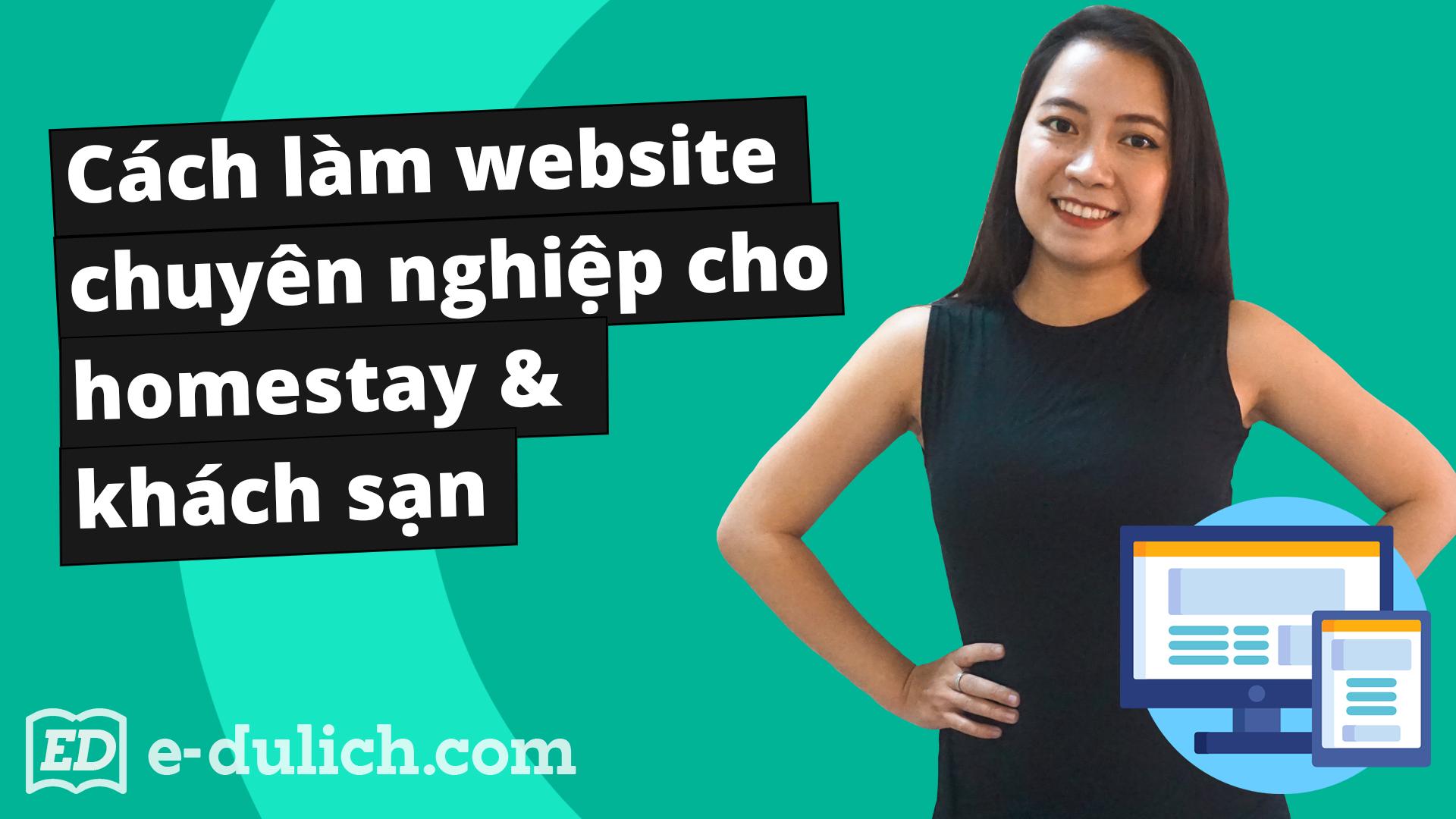 khach san website