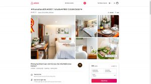 Khách sạn airbnb