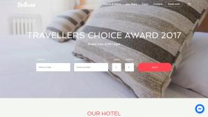 Review host Armada làm website khách sạn homestay