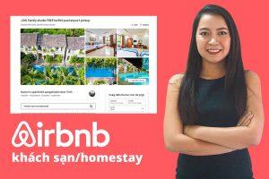 Dịch vụ đăng ký, cài đặt và tối ưu trên kênh Airbnb homestay, khách sạn