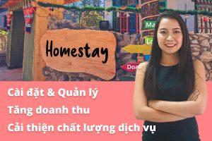 Dịch vụ thiết lập set up kinh doanh homestay từ A-Z