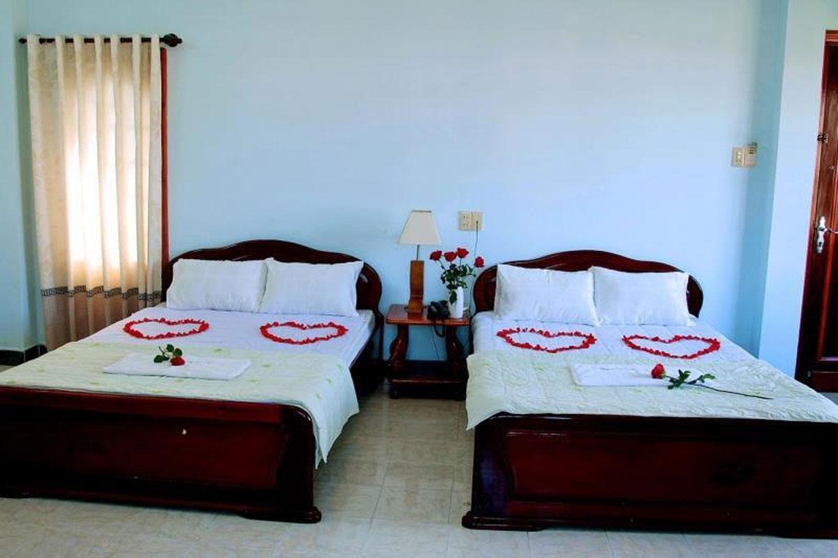 Homestay lai khách sạn