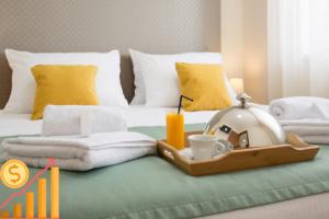 Tăng doanh thu homestay, khách sạn