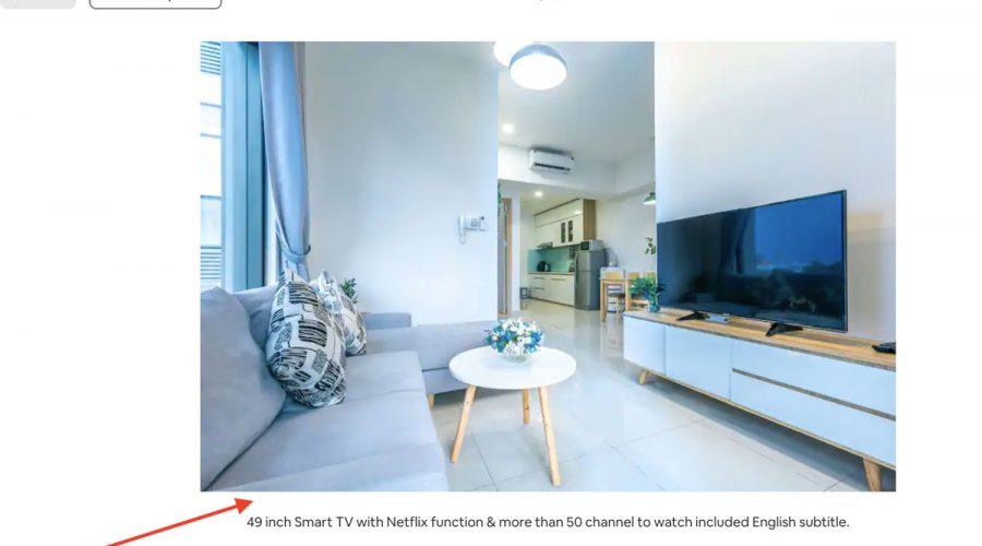 Tối ưu đăng phòng Airbnb