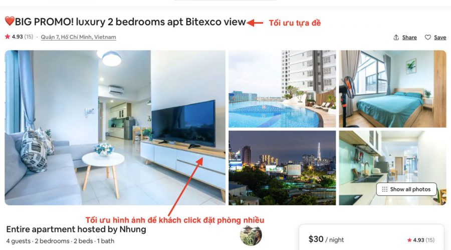 Tối ưu hóa kênh Airbnb